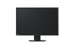 Монитор EIZO FlexScan EV2430, IPS, 24 inch, Wide, UXGA, DVI-D, DisplayPort, D-Sub, USB Hub, Черен
