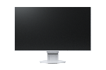 Монитор EIZO FlexScan EcoView Ultra-Slim EV2451-WT, IPS, 23.8 inch, Wide, Full HD, D-Sub, DVI-D, HDMI, DisplayPort, Бял