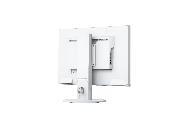 Монитор EIZO FlexScan EV2450, IPS, 23.8 inch, Wide, Full HD, D-Sub, DVI-D, HDMI, DisplayPort, Черен
